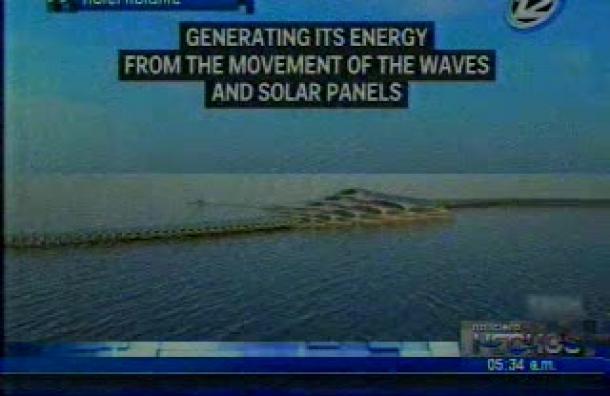 Hotel flotante podrá navegar a través de los océanos