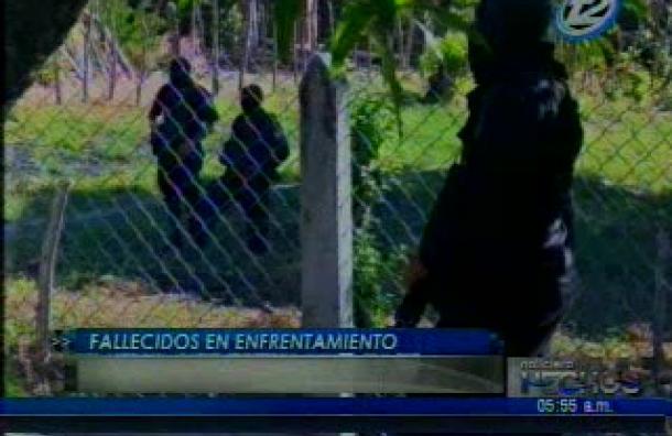 El primer día del año se registró un quíntuple homicidio en Olocuilta