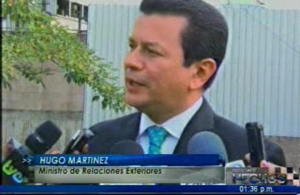 Ministro de Relaciones Exteriores se refirió a los procesos de deportación de inmigrantes en EE.UU