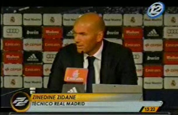 Zinedine Zidane es anunciado como el actual DT del Real Madrid