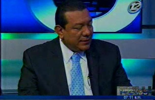 Mario Tenorio: «Es potestad que el Fiscal de la República elija un adjunto de su confianza absoluta»