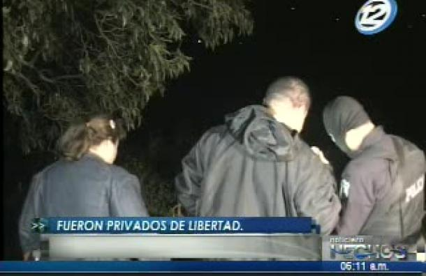 Anoche fueron encontrados 4 cuerpos en Santa Ana