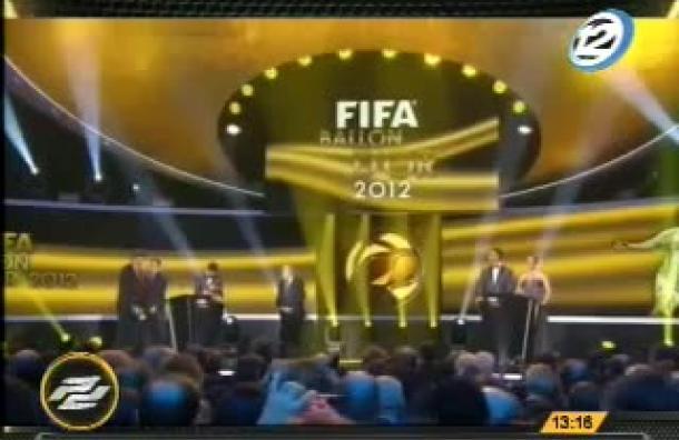 Un día como hoy: En el 2013 Messi gana nuevamente el Balón de Oro