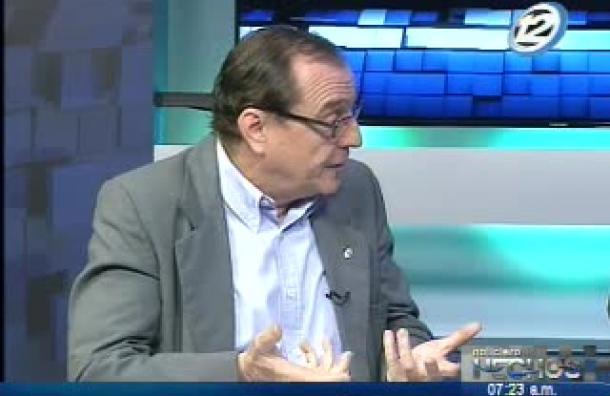 Padre Andreu Oliva: «El nuevo fiscal tiene el deber de poner orden en la fiscalía general»