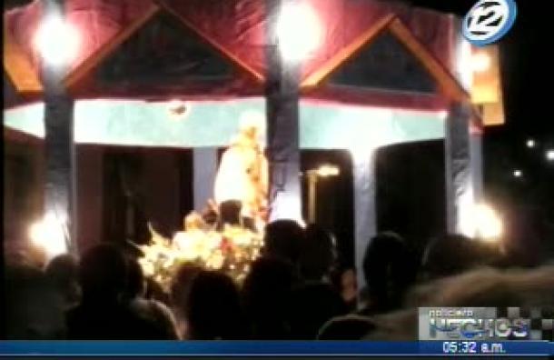Ayer se celebró el Día de los Reyes Magos en Izalco