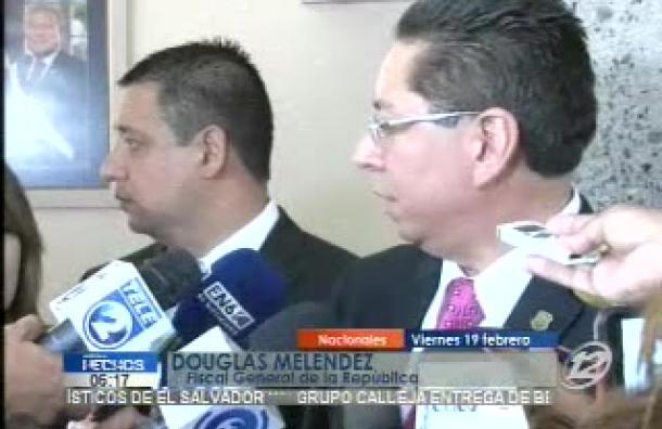 Fiscalía continúa investigando el caso de Francisco Flores