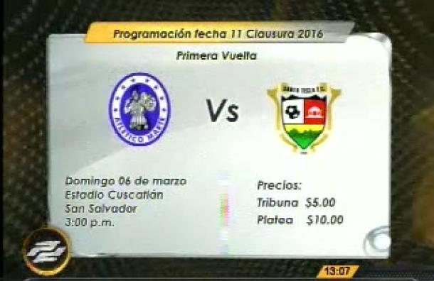 Arranca la 11va jornada del Clausura 2016