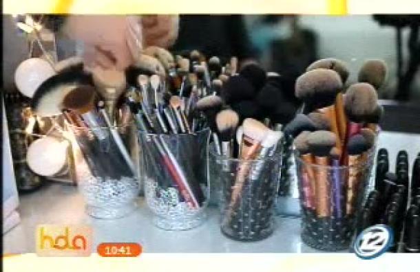 ¿Eres adicta al maquillaje?