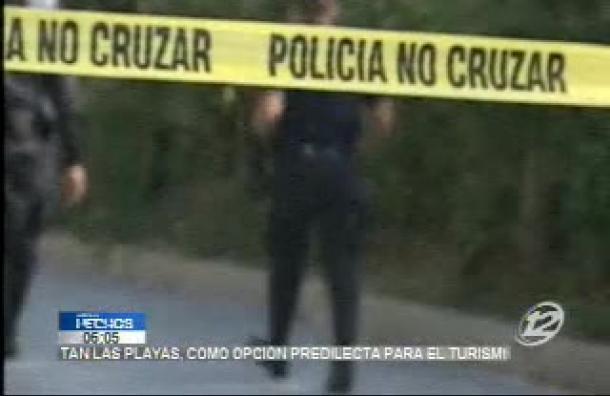 Múltiple homicidio en Santa Cruz Michapa