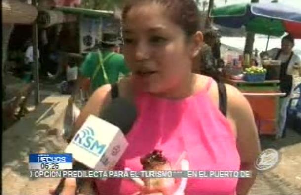 Puerto de La Libertad es la opción de miles de salvadoreños