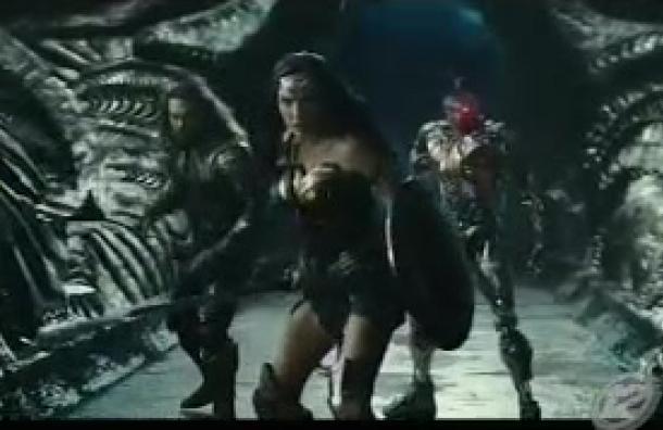 Este es el trailer de la Liga de la Justicia