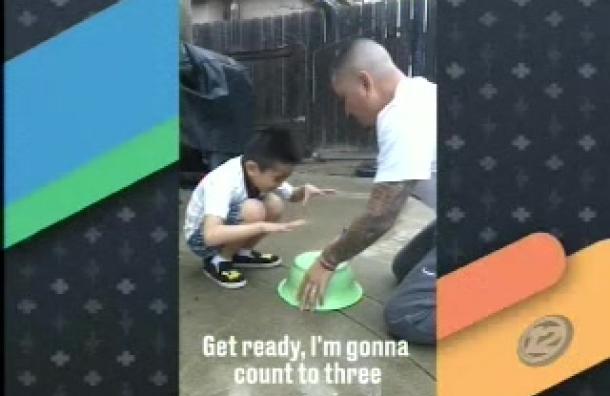 Lo pensarás dos veces antes de jugarle una broma a tu hijo