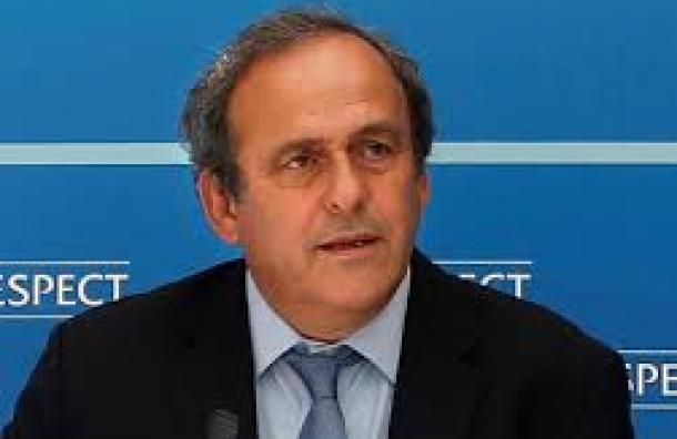 El francés Michel Platini fue detenido por corrupción
