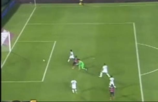 Olimpia y Liga de Quito empataron 1-1
