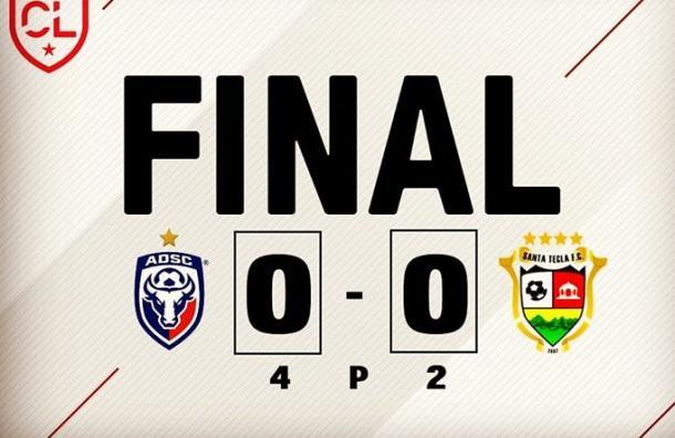 Santa Tecla FC fue eliminado de la Liga Concacaf