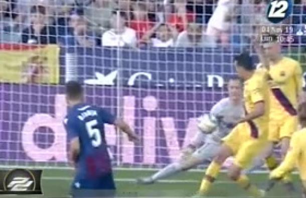 Jornada 12 del fútbol español llegó llena de sorpresas