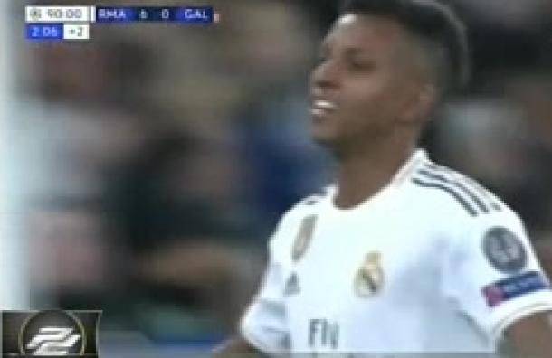Real Madrid barrió al Galatasaray