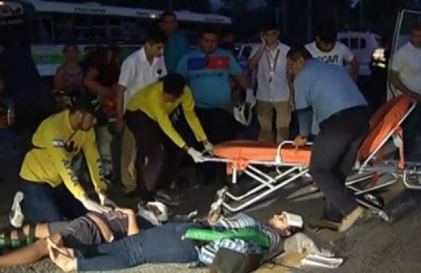 Imprudencia al volante deja nuevas víctimas en San Juan Opico