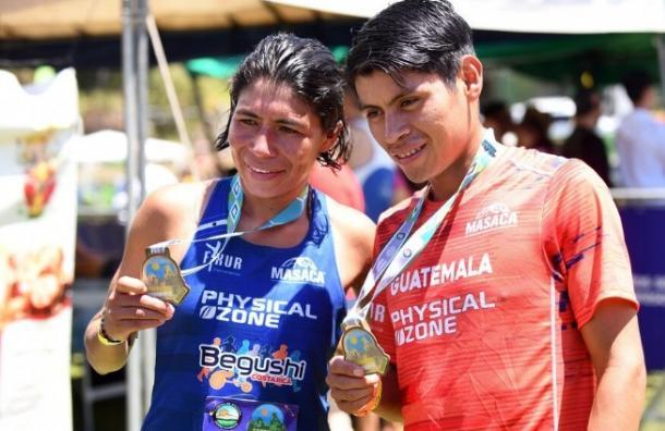 Conversamos con la maratonista Idelma Delgado