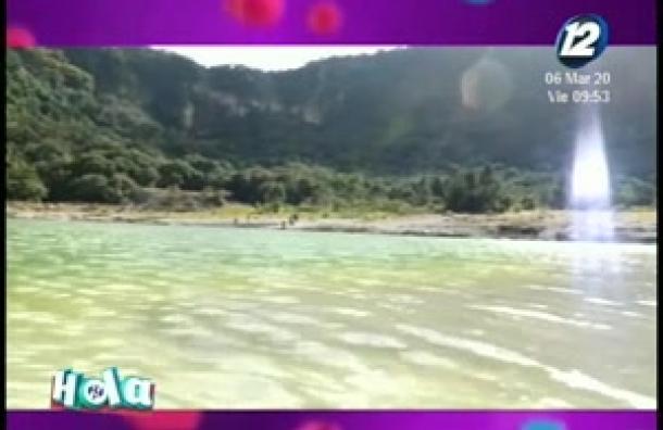 La leyenda de la Laguna de Alegría