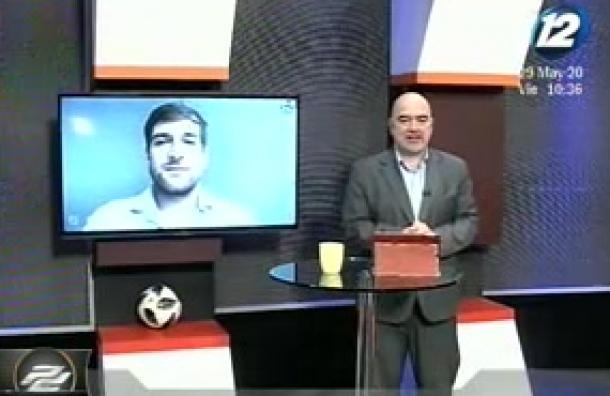 La actualidad del Club Deportivo FAS con Guillermo Stradella
