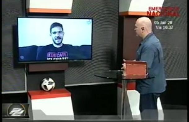 Conversamos con Andrés 'Ruso' Flores sobre hechos de actualidad