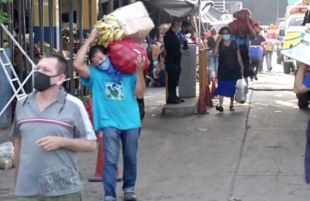 Constatan incremento de precios en mercado La Tiendona