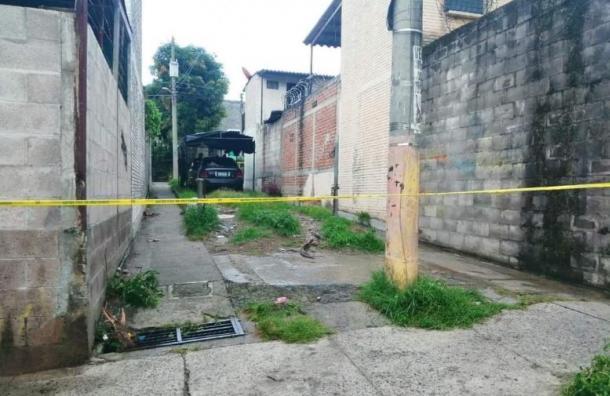 Localizan cadáveres de 3 personas en Ilopango