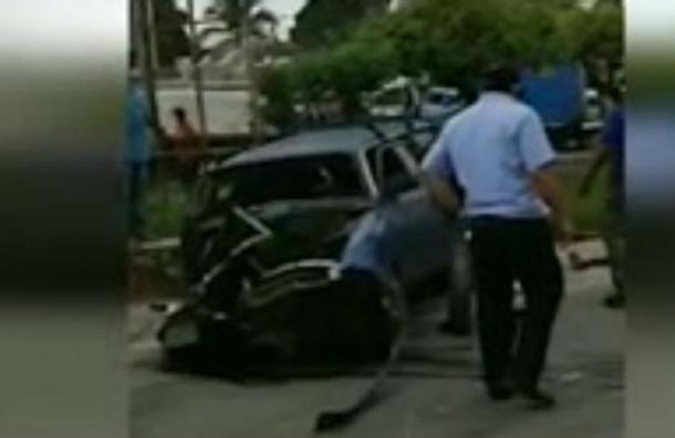 Accidente de tránsito deja dos fallecidas y un herido en carretera de Oro