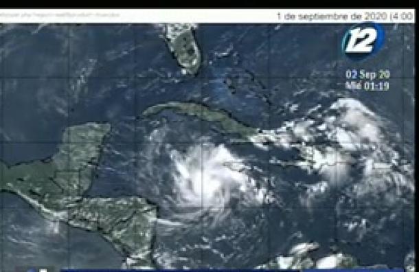 Guatemala se prepara por el paso de la tormenta Nana