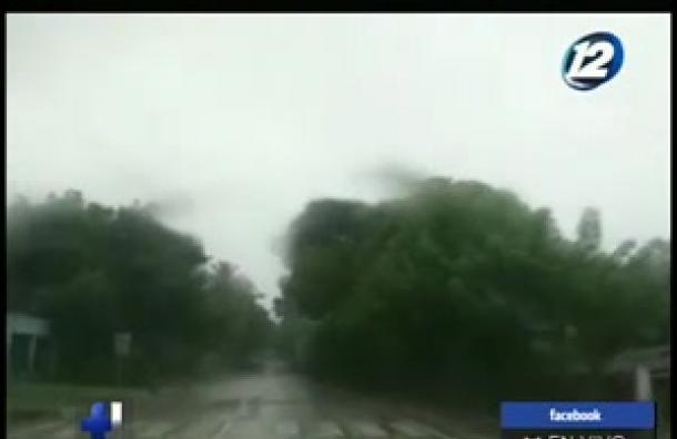La tormenta tropical Nana toca suelo guatemalteco