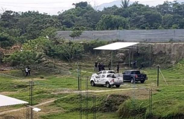 Asesinan a 3 hombres en predio de iglesia evangélica en San Martín