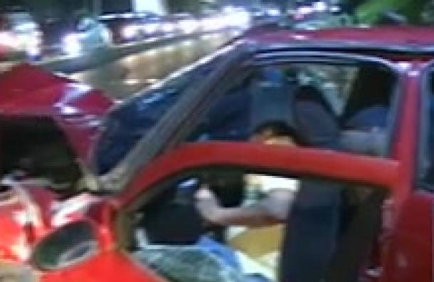 Un fallecido y 3 lesionados en accidente de tránsito