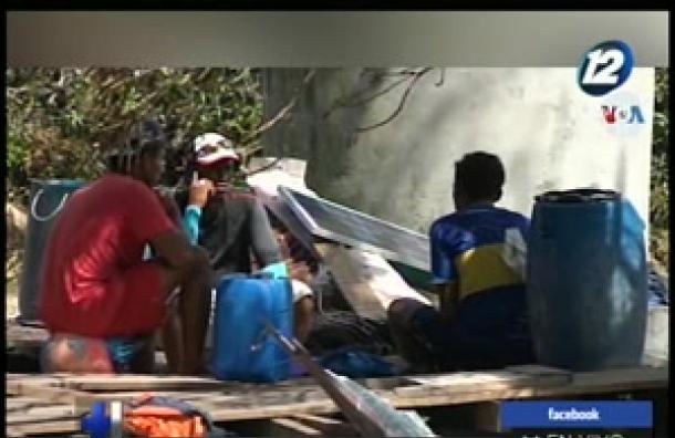 Más de mil familias piden ayuda humanitaria en Nicaragua