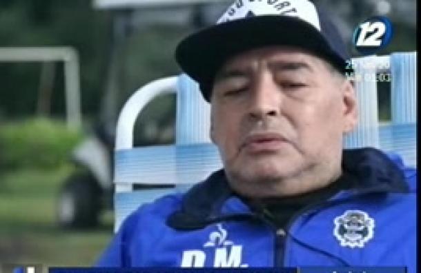 Diego Armando Maradona fallece a las 60 años de edad